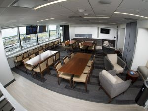 Detailed Hospitality/Rolex Lounge/Suites