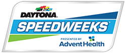 Speedweeks Presented by AdventHealth logo